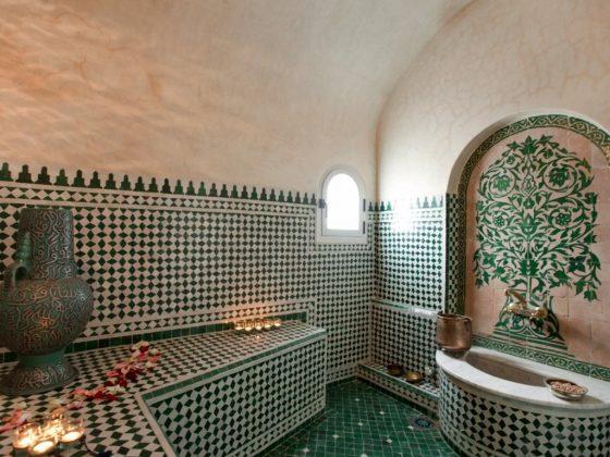Hammam Mosaico Verde