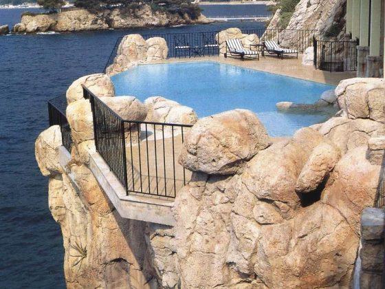 Piscina Naturale su Balcone