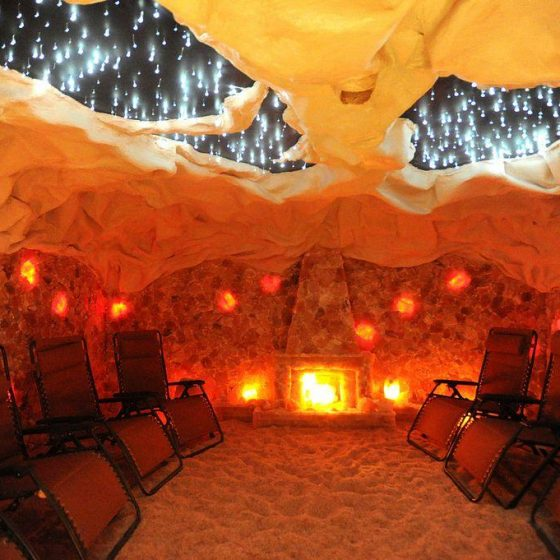 Grotta di Sale Cielo
